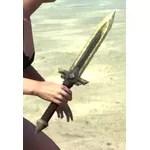 Ancient Elf Steel Dagger