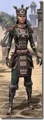 Argonian Dwarven - Female Front