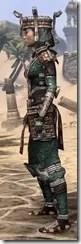 Argonian Dwarven - Female Side