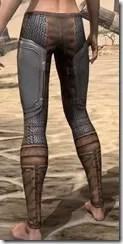 Breton Steel Greaves - Female Rear