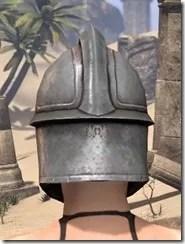 Breton Steel Helm - Female Rear