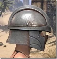 Breton Steel Helm - Female Right
