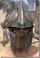 Breton Steel Helm - Male Front