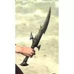 Daedric Orichalc Dagger