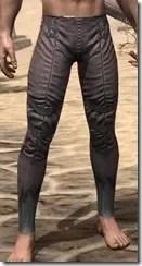 Fang Lair Ancestor Silk Breeches - Male Back