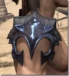 Fang Lair Ancestor Silk Epaulets - Male Right