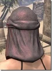 Fang Lair Ancestor Silk Hat - Female Rear