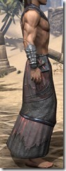 Fang Lair Ancestor Silk Robe - Male Right