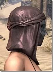 Fang Lair Rubedo Leather Helmet - Female Right