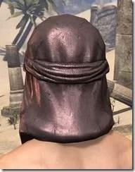 Fang Lair Rubedo Leather Helmet - Male Rear