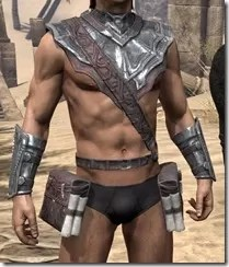 Fang Lair Rubedo Leather Jack - Male Front