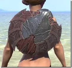 Fang Lair Ruby Shield