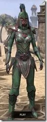 Orc Dwarven - Dyed Front