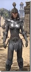 Orc Steel - Female Close Front