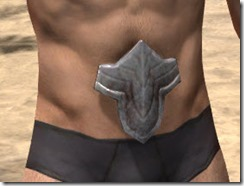 Orc Steel Girdle - Male Front