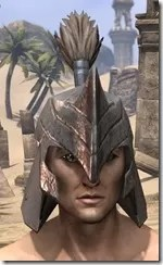 Orc Steel Helm - Male Front