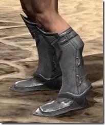 Orc Steel Sabatons - Male Side