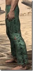 Prisoner Style 1 Trousers - Male Side
