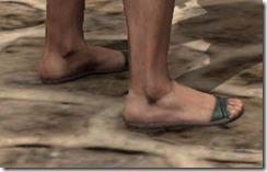 Prisoner's Sandals - Male Right