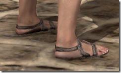 Prisoner's Shoes - Female Right
