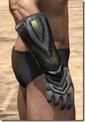 Redguard Orichalc Gauntlets - Male Right