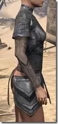 Redguard Steel Cuirass - Female Right