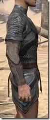 Redguard Steel Cuirass - Male Right