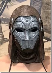 Renegade Dragon Priest Mask - Female Front