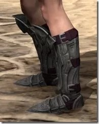Worm Cult Rubedo Leather Boots - Female Side