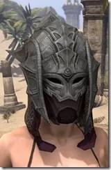 Worm Cult Rubedo Leather Helmet - Female Front