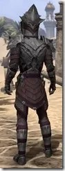 Worm Cult Rubedo Leather - Male Rear