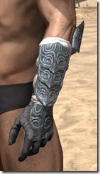 Abah's Watch Gauntlets - Male Side