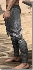 Apostle Iron Greaves - Male Side