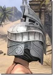 Apostle Iron Helm - Female Right