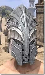 Apostle Iron Helm - Male Front