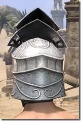 Apostle Iron Helm - Male Rear