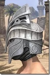 Apostle Iron Helm - Male Side