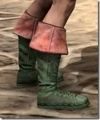 Cuffed Boots - Dyed Right