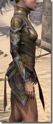 Dark Elf Dwarven Cuirass - Female Right