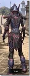 Dark Elf Dwarven - Dyed Rear