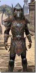 Dark Elf Dwarven - Male Close Front