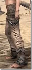 Dark Elf Homespun Breeches - Female Side