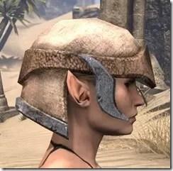 Dark Elf Homespun Hat - Female Right