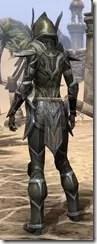 Dark Elf Orichalc - Female Rear