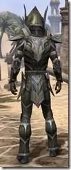 Dark Elf Orichalc - Male Rear