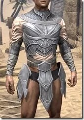 Ebonshadow Iron Cuirass - Male Front