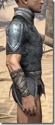 High Elf Iron Cuirass - Male Right