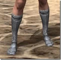 High Elf Iron Sabatonsn - Female Front