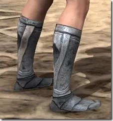 High Elf Iron Sabatonsn - Female Right