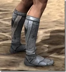 High Elf Iron Sabatonsn - Male Right
